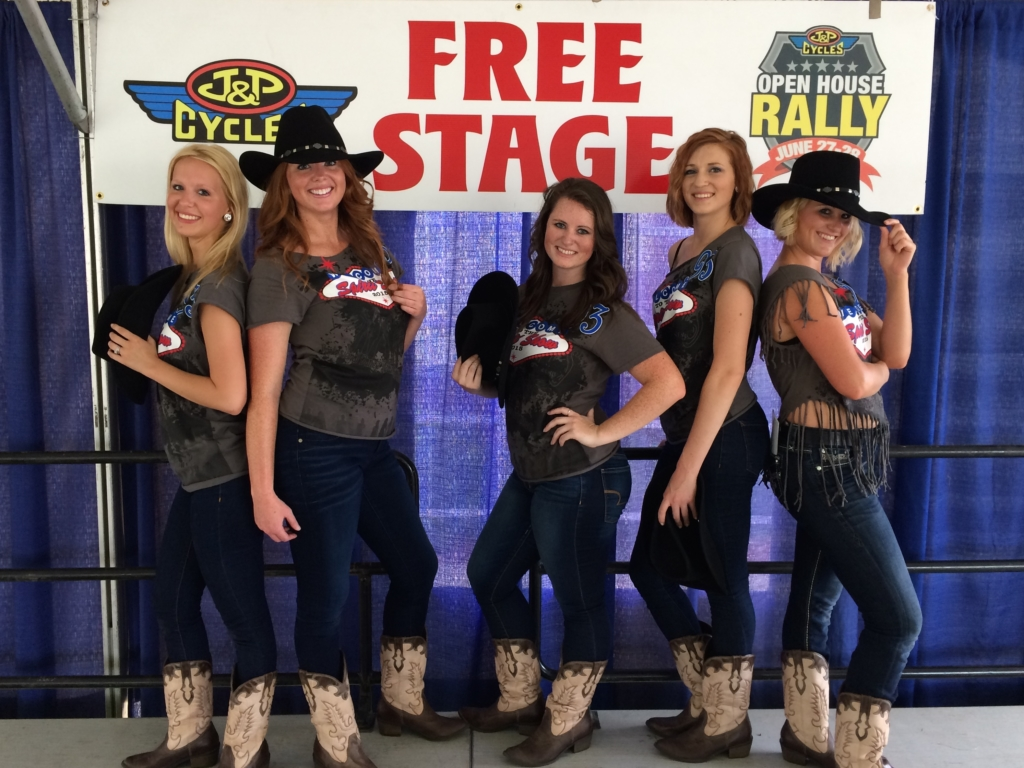 CR Spirits at the Great Jones County Fair!