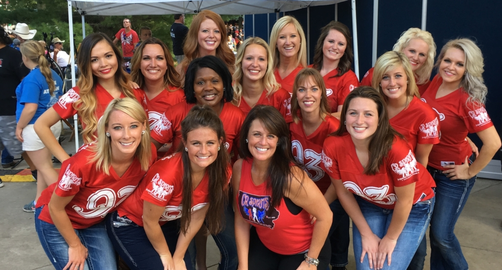 CR Spirits at the Iowa State Fair!